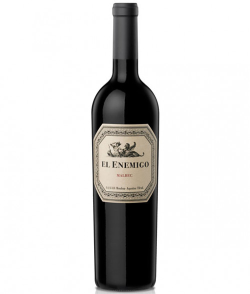El Enemigo Malbec 750Ml