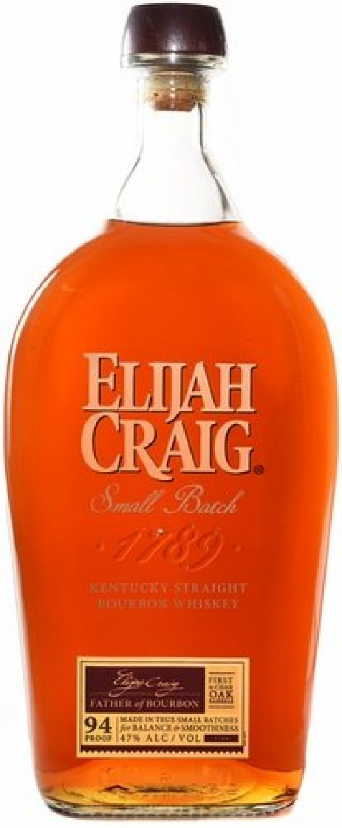 Elijah Craig Small Batch Bourbon 1.75L