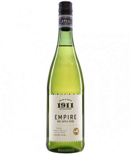 1911 Beak & Skiff Empire Dry Apple Wine 750ml NV