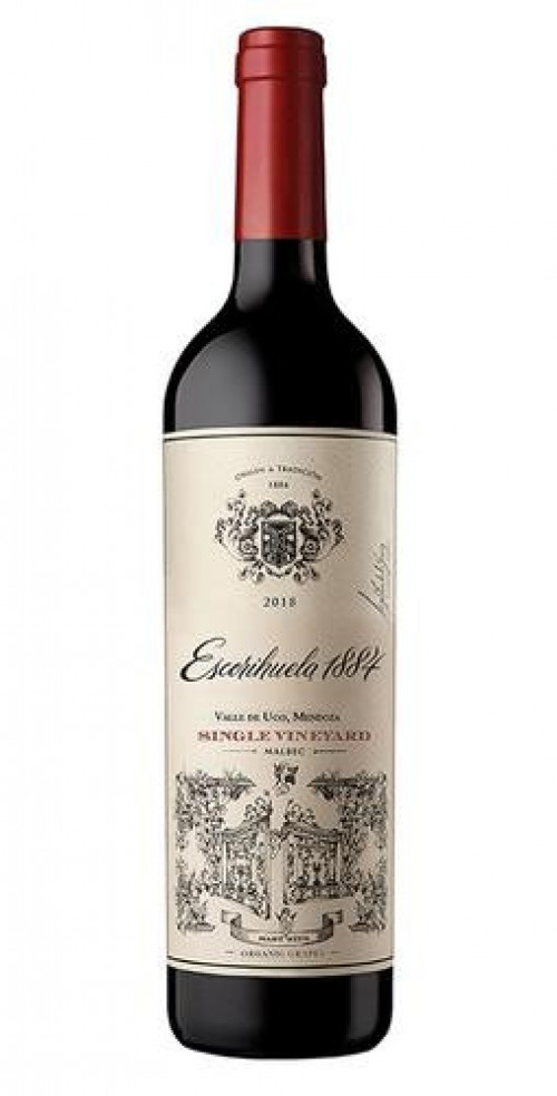 2018 Escorihuela 1884 Single Vineyard Malbec 750ml