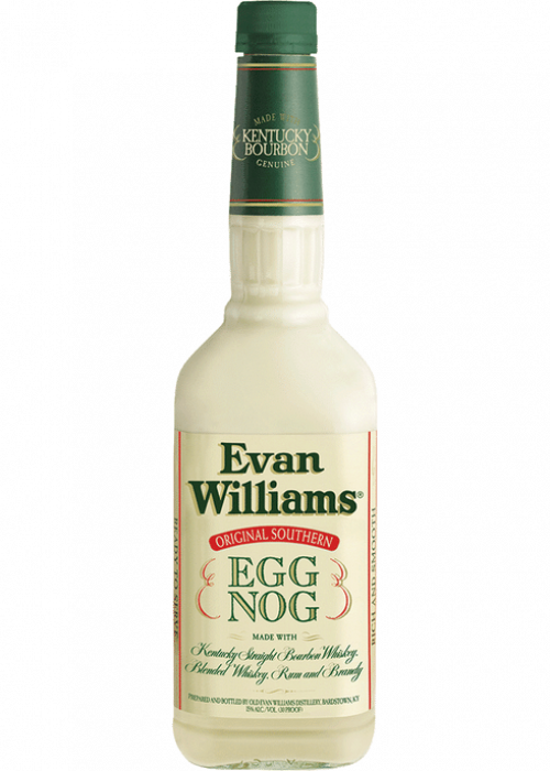 Evan Williams Egg Nog 750Ml