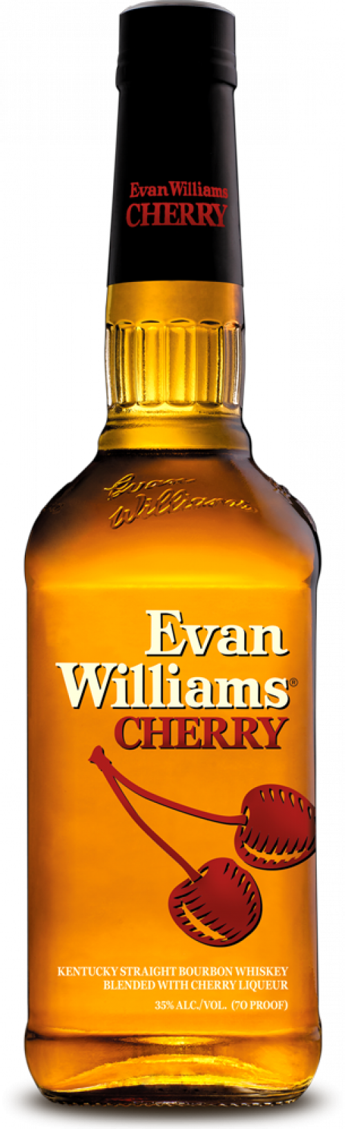 Evan Williams Cherry 750ml