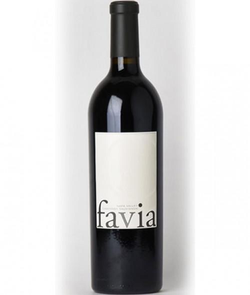 2015 Favia Napa Cabernet Sauvignon 750ml