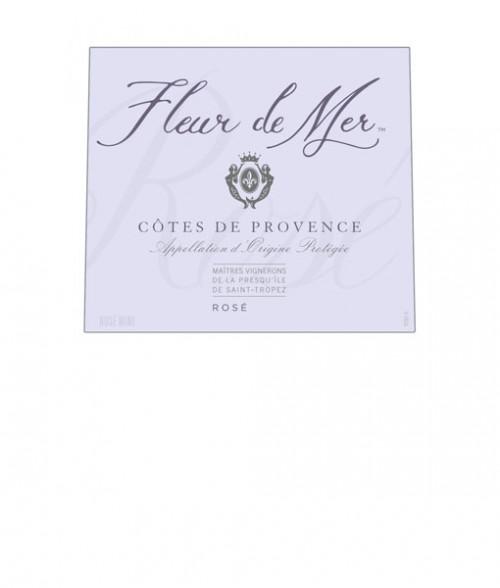 2019 Fleur De Mer Rose 750ml