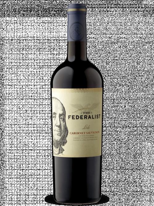 2017 The Federalist Lodi Cabernet Sauvignon 750ml