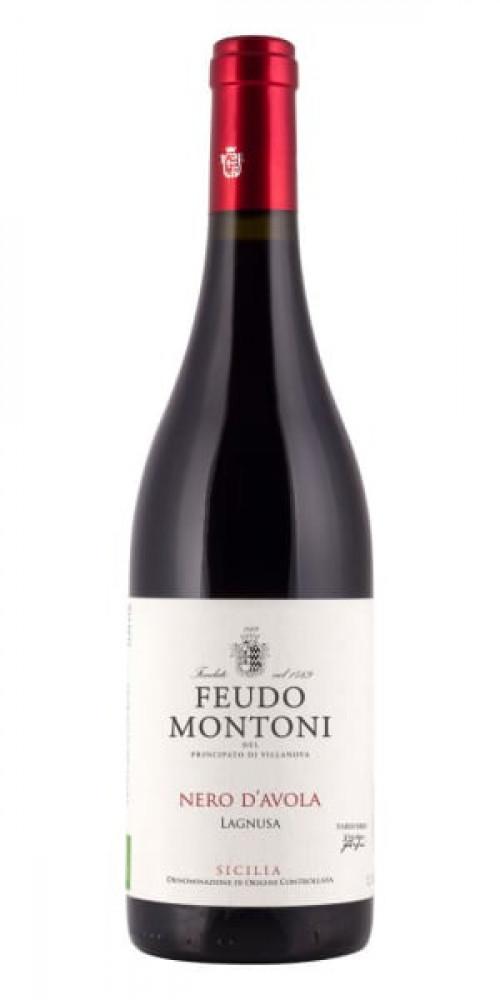 2018 Feudo Montoni Lagnusa Nero D'avola 750ml