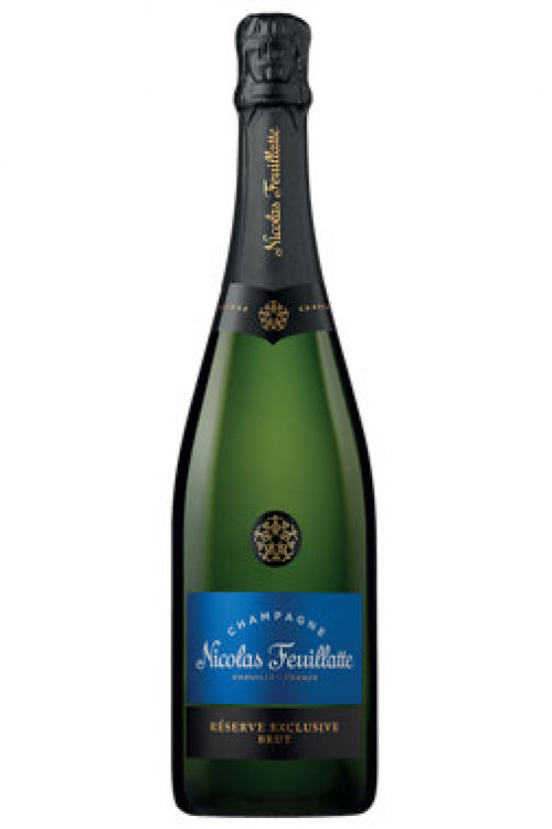 Nicolas Feuillatte Reserve Exclusive Brut 750Ml NV