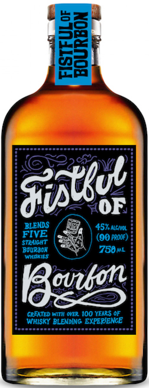 Fistful Of Bourbon Whiskey 750ml