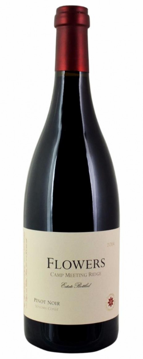 2014 Flowers Camp Meeting Ridge Pinot Noir 750ml