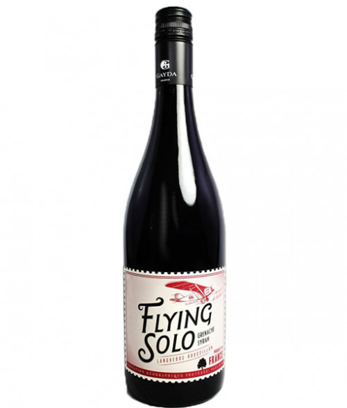 Flying Solo Red NV 750Ml