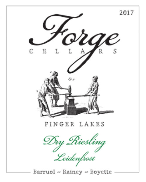 Forge Leidenfrost Dry Riesling