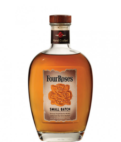 Four Roses Small Batch Bourbon 750ml