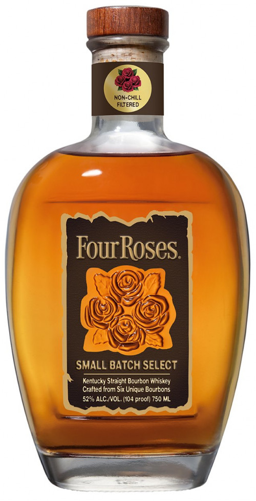 Four Roses Select Small Batch Bourbon 750ml