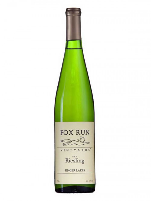 2017 Fox Run Dry Riesling 750ml