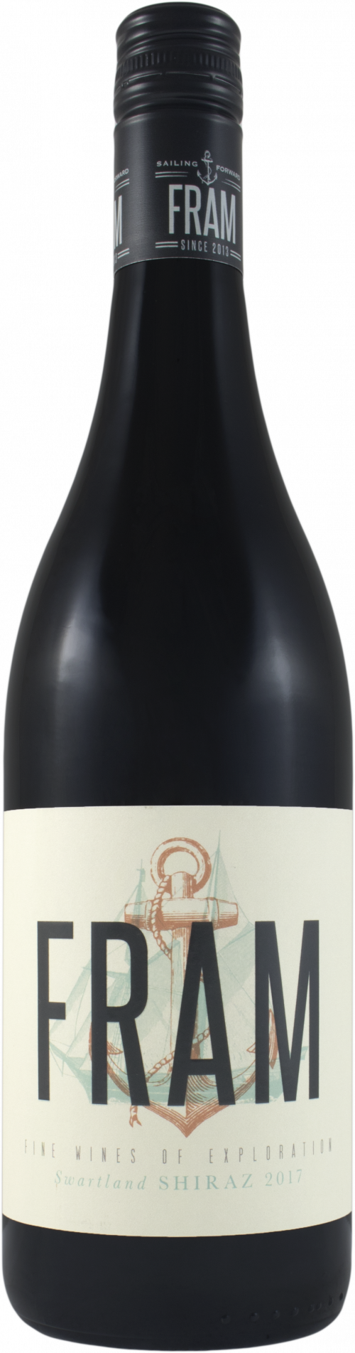 2018 Fram Shiraz 750ml