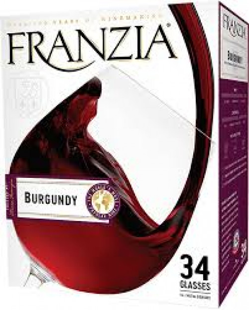 Franzia Burgundy 5L