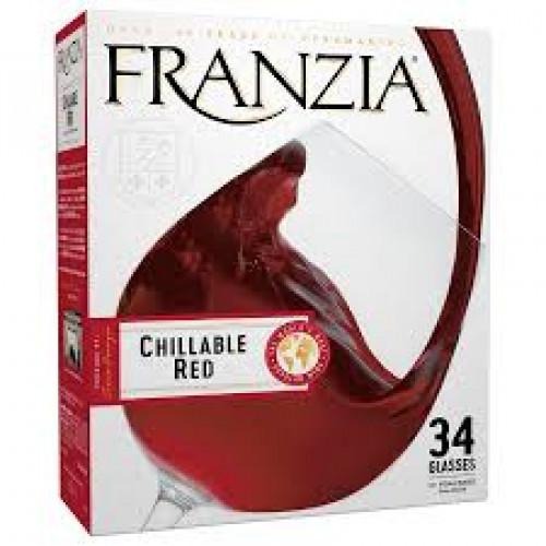 Franzia Chillable Red 5L