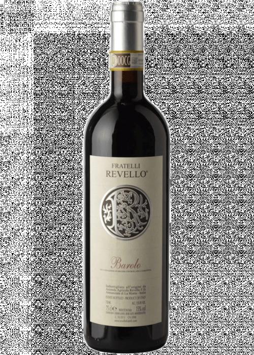 2015 Fratelli Revello Barolo 750Ml