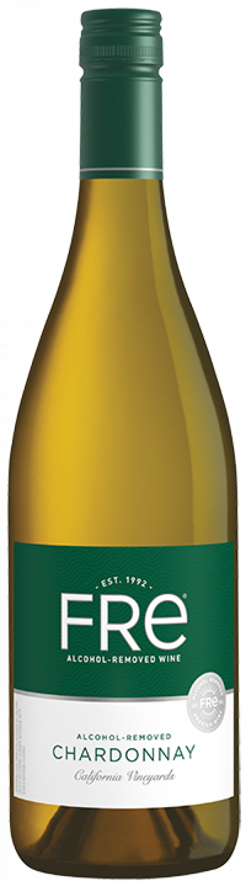 Sutter Home Fre Chardonnay 750ml NV