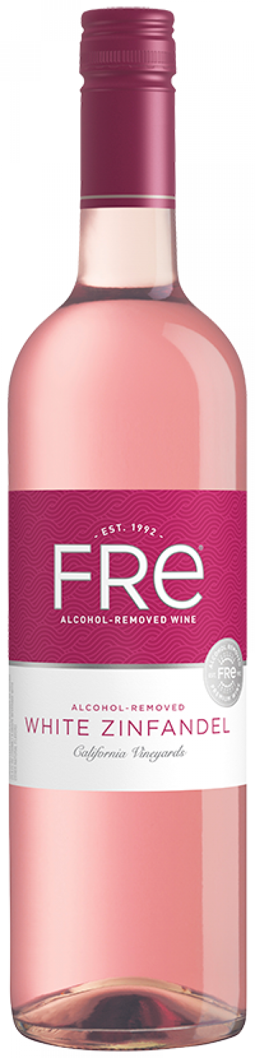 Sutter Home Fre White Zinfandel 750ml NV
