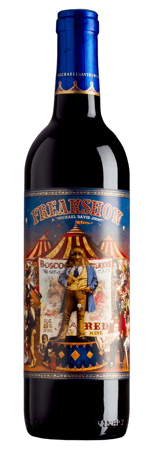 2016 Michael David Freakshow Red 750Ml