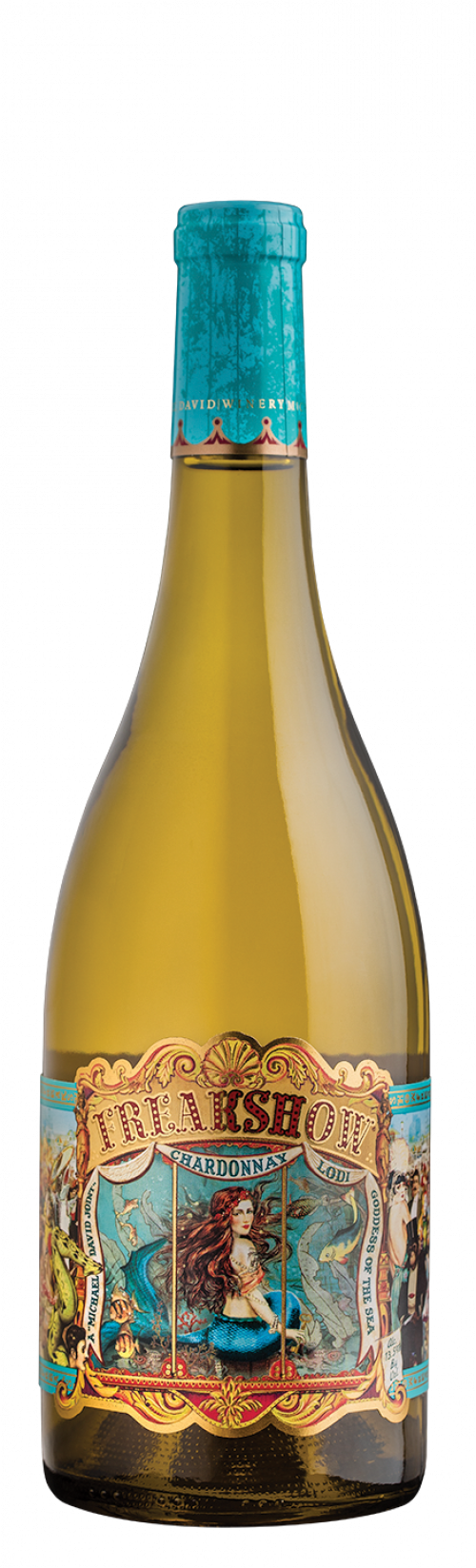 2018 Michael David Freakshow Chardonnay 750Ml