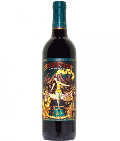2017 Michael David Freakshow Zinfandel 750ml
