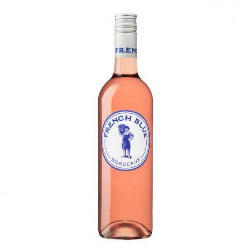 2020 French Blue Bordeaux Rose 750ml