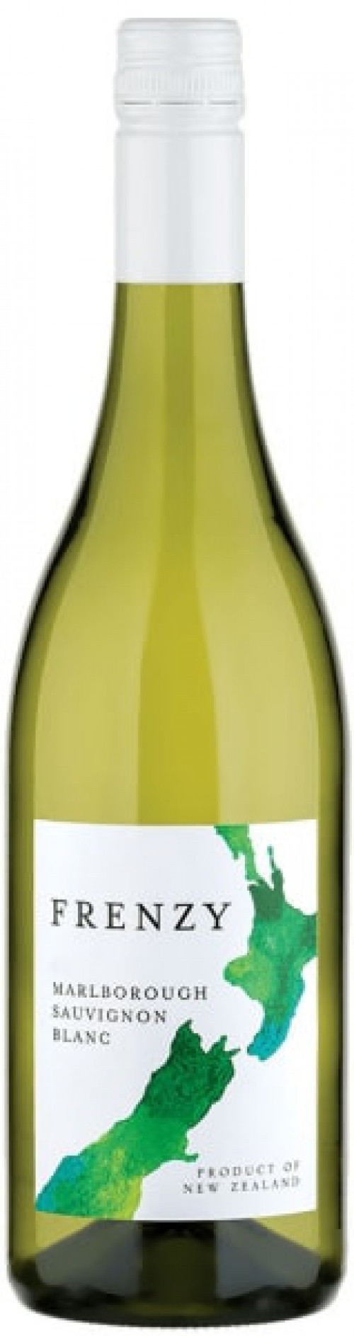 2020 Frenzy Sauvignon Blanc 750ml
