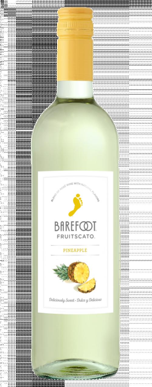 Barefoot Fruitscato Pineapple Moscato 750ml NV