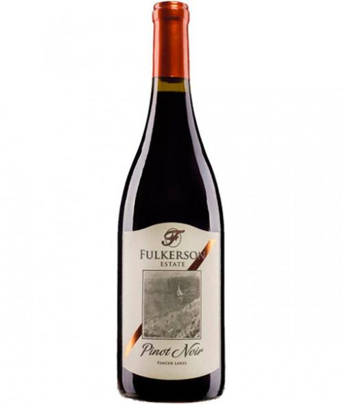 2017 Fulkerson Pinot Noir 750ml
