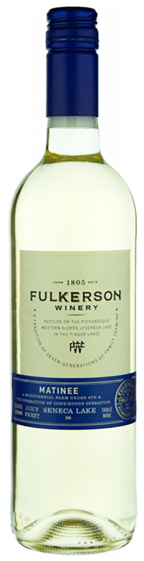 Fulkerson Matinee 750ml NV