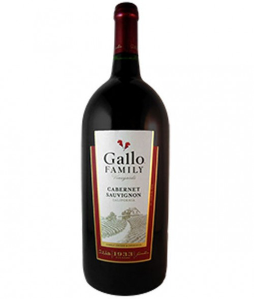 Gallo Family Cabernet Sauvignon 1.5L NV
