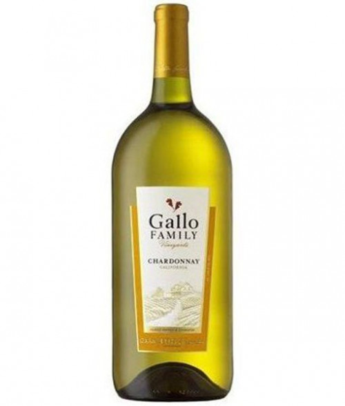 Gallo Family Chardonnay 1.5L NV