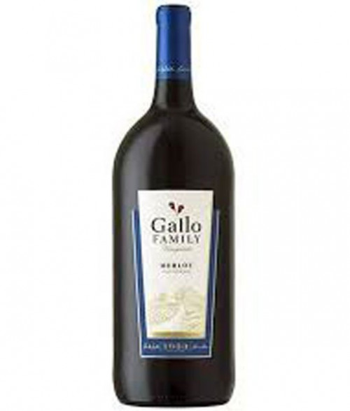 Gallo Family Merlot 1.5L NV