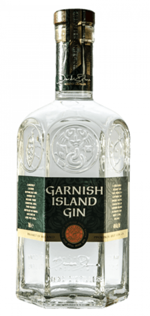Garnish Island Gin 750ml