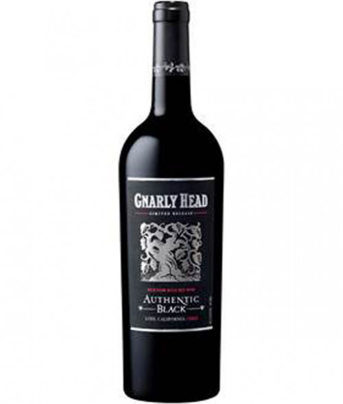 Gnarly Head Authentic Black 750Ml NV