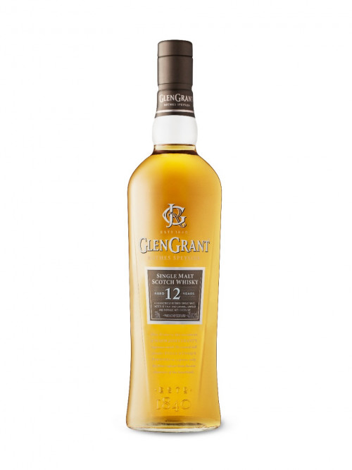 Glen Grant 12Yr Single Malt Scotch 750ml