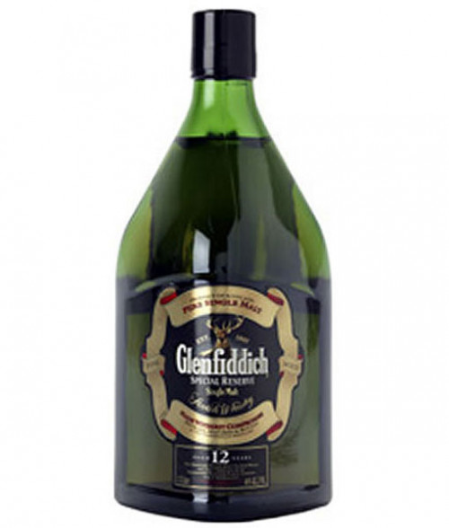 Glenfiddich 12Yr Single Malt Scotch 1.75L