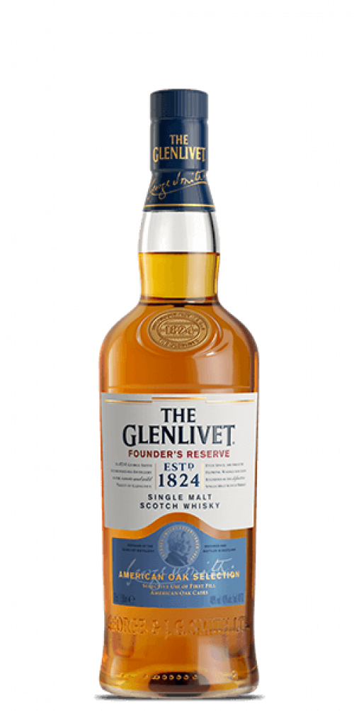 Glenlivet Founders Reserve Single Malt Scotch 750ml