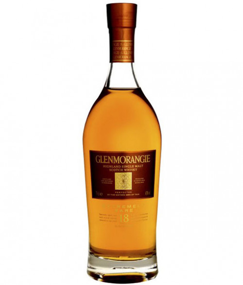 Glenmorangie 18Yr Extramely Rare Highland Single Malt Scotch 750Ml