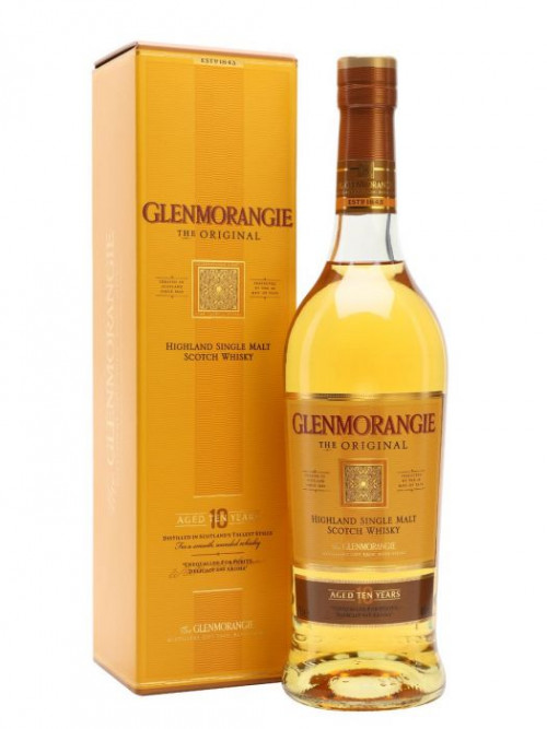 Glenmorangie 10Yr Highland Single Malt Scotch 750ml