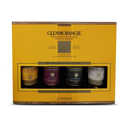 Glenmorangie Sampler 4pk 100ml bottles