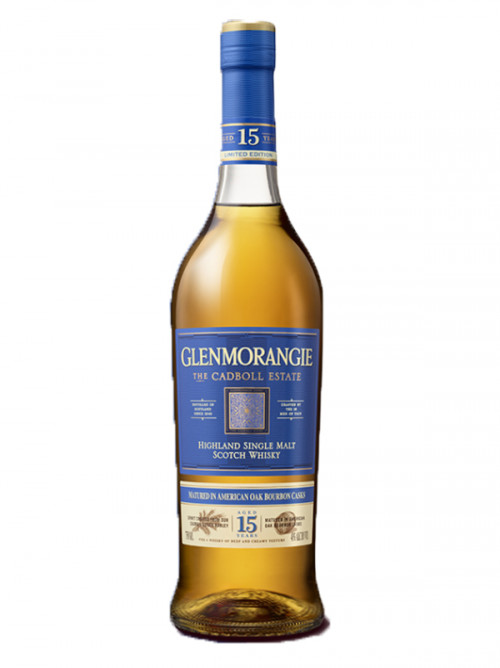 Glenmorangie The Cadboll Estate 15Yr Single Malt Scotch 750ml