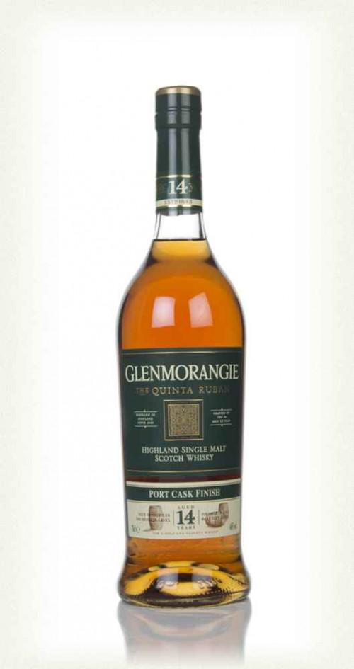 Glenmorangie The Quinta Ruban Highland Single Malt Scotch 750ml
