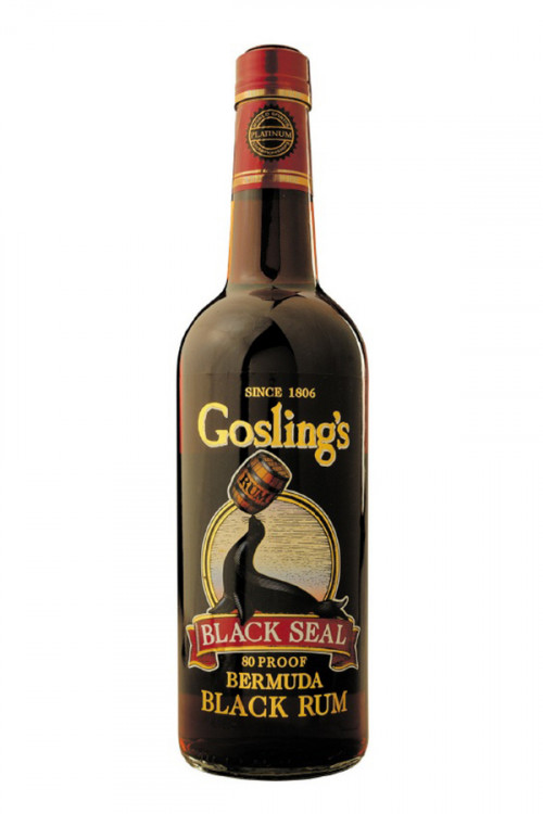 Gosling's Black Seal Dark Rum 1L