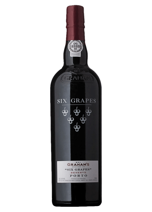 Grahams Porto Six Grapes 750ml