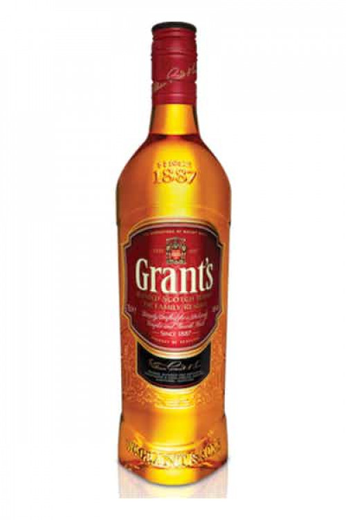 Grant's Blended Scotch Whisky 1L