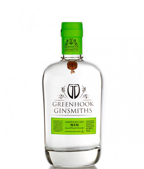 Greenhook American Dry Gin 750Ml
