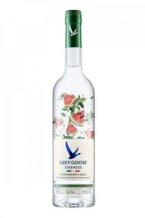 Grey Goose Essences Watermelon & Basil Vodka 1L